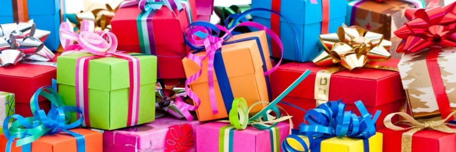 Дарим всем подарки!